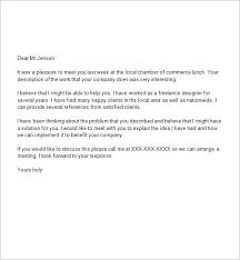 General Business Letter