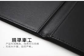 clipboard office paper holder clip. Leather Business Conference Agreement Menu Clipboard Office File Folder A4 With Cover Clip Document Holder Desk Paper C
