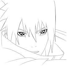 Sasuke Free Coloring Pages On Art Coloring Pages