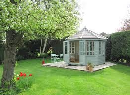 diy kits wiveton octagonal summerhouse