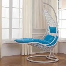 Basket Leisure Outdoor Wicker Chair Bed Bedroom Furniture Factory Direct  Rattan Balcony Garden