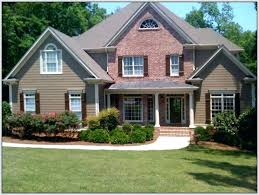 paint for exterior brick image painting exterior brick exterior paint colors with brick pictures sensational red