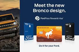 Welcome to the official site of ford credit canada. Fordpass Rewards Visa Card Gets New Bronco Design