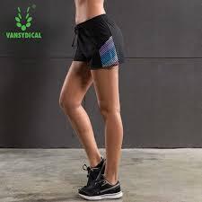 <b>Women's Sports</b> Shorts Double Layer Yoga Shorts <b>Quick Dry</b> ...