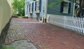 A New Design Idea For Drivable Grass Permeable Pavers  A Designer Backyard Driveway Ideas