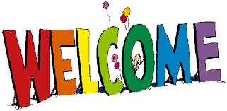 Cara Membuat Widget Welcome Keren di Blog