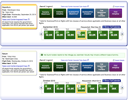 American Airlines Flight Miles Chart American Airlines Miles Best Ways To Use Wanderlust Marriage