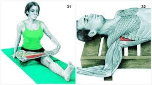Image result for 36 ejercicios para hacer en casa y deshacerse del dolor de espalda y articulaciones