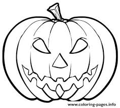 Small Picture kid scary halloween pumpkin s7dd9 Coloring pages Printable