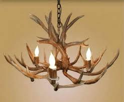 antler chandelier for craigslist with fan colorado springs 4 light mule deer log furniture and