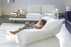 modern bean bag furniture. soft bean bag chairs target fuzzy modern furniture
