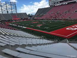 Utah Football Stadium Seating Chart Competent Rice Stadium Seating Chart Seating Chart For Ou