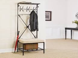 Coat Rack Shoe Storage Bench Simple Guidance For You In Coat Rack Shoe Storage 47