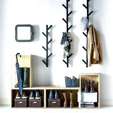 Unique Coat Racks Magnificent Coat Rack Wall Atticrecordshop