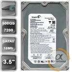 HDD 500Gb 7200 SATA б\в
