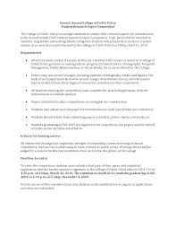 College Research Paper Example Apa Apa Style Writing An