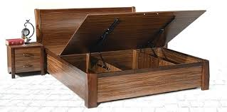 wooden box bed designs catalogue storage bedroom furniture type dark brown solid wood design home decorations wooden box bed designs