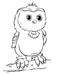 Snowy Owl Coloring Pages Barn Owl Coloring Sheet Coloring Pages Owls