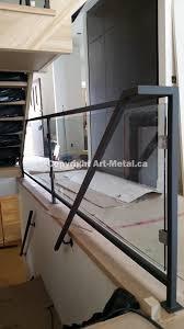 Wrought Iron Handrails Interior Indoor Stair Iron Railings Handrails Designs