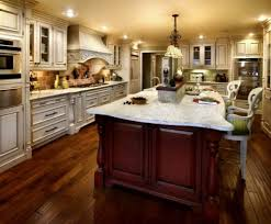 Luxury Kitchen Furniture Kitchen Oak Wood Kitchen Furniture With Wall Mount Cabinet And