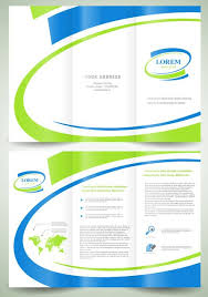 make tri fold brochure tri fold brochure printing how to make a brochure print three