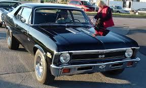 All Chevy black chevy nova : File:Chevrolet Nova SS Coupe (Les chauds vendredis '10).jpg ...