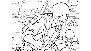 Soldier Coloring Pages Innovation Inspiration Free Printable Army