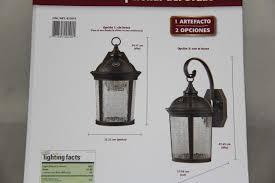 altair lighting outdoor led lantern blinking modern and designer