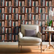 Bookcase Wallpapers Group (32+)