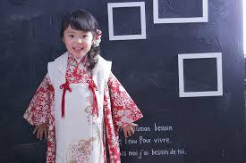 3歳さんに人気のヘアスタイル 着物編 南青山スタジオ 東京大阪の