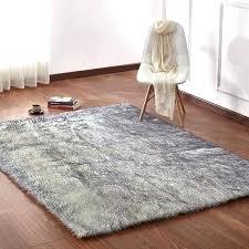large fur rug faux fur rugs stirring faux fur rug rug factory plus faux fox white large fur rug