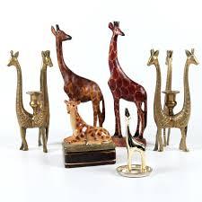 giraffe figurines porcelain giraffe figurines