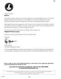 Form Bad Data Voter Participation Center Registration Letters Sent