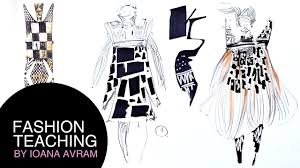 How To Make Fashion Design Dress How To Create Your Own Fashion Collection