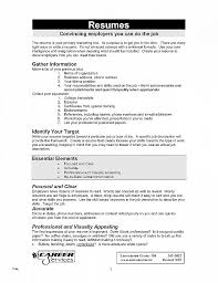 Resume. Fresh First Job Resume Template: First Job Resume Template ...