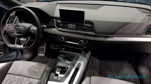 2018 audi q5 white.  2018 audiu0027s virtual cockpit system is found behind the steering wheel and  thereu0027s audi connect for getting car u2013 and usually its occupants thanks to  to 2018 audi q5 white