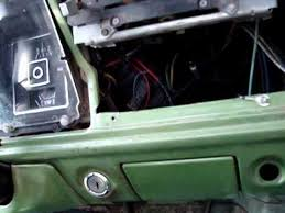 how to install a din radio in a 73 79 ford f series youtube 1984 ford f150 wiring harness at 1978 Ford Truck Wiring Harness