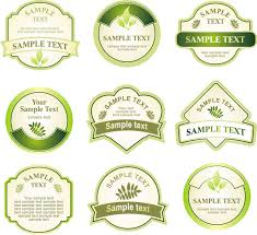 Label Design Vector Free Download Free Vector Green Bottle Label Vector Beer Logo Design