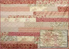 Quilts & French Revival Quilt - Rosalie Quinlan Designs Adamdwight.com