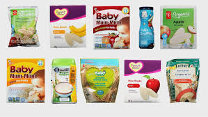 Baby Food Introduction Chart Canada Some Baby Foods Sold In Canada Would Be Illegal In Europe