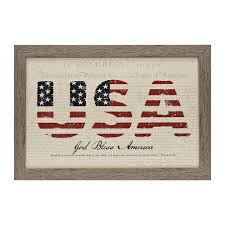 patriotic collection usa god bless america by carpentree framed wall art on allah bless this home wall art with patriotic collection usa god bless america by carpentree framed