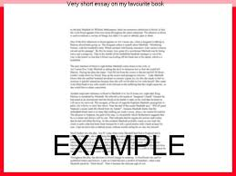 very short essay on my favourite book coursework service very short essay on my favourite book essays on essays about my favourite book