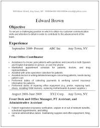 Help Desk Coordinator Resume Impressive 44 Free Samples Front Desk Office Coordinator Resumes Best Resumes