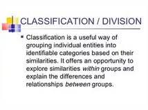 classification and division essay sample dissertation  classification and division essay sample