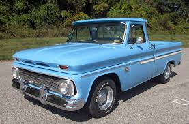1966 Chevrolet 1/2-Ton Pickup   Connors Motorcar Company