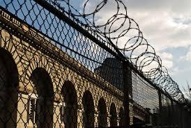 barbed wire fence prison. \ Barbed Wire Fence Prison