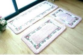3 piece rug sets bathroom set bath local rugs for 3 piece rug sets bathroom