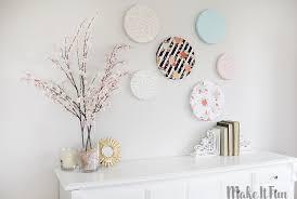 diy fabric wall art make it fun blog