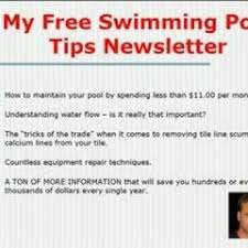 Tips for Easy Swimming Pool Maintenance Infographic