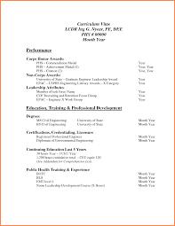 7 Job Resume Template Pdf Professional Resume List